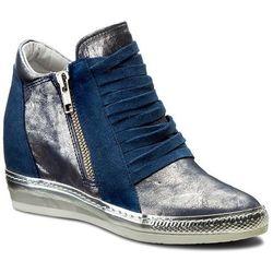 Sneakersy KHRIO - 171K7107PKSLQ Blu