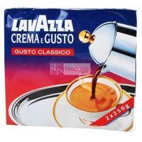LAVAZZA kawa mielona 2x250 g CREMA E GUSTO CLASSICO (8000070038028)