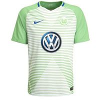 Nike Performance VFL WOLFSBURG HOME Artykuły klubowe white/hyper cobalt