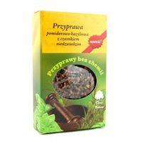 Przyprawa pomidorowo-bazyliowa z czosnkiem niedźwiedzim 40g -  marki Dary natury