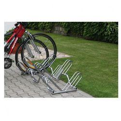 Dwustronny stojak na rowery - dla 5 rowerów ()