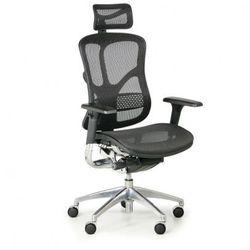 Uniwersalne krzesło winston aa, czarny marki B2b partner