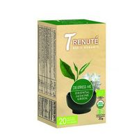 T'renute (herbaty) Herbata zielona z jaśminem de-stress me bio 30 g (1,5 g x 20 szt.) - t'renute (47920387002
