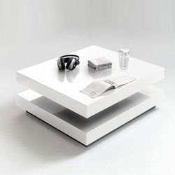 Fato luxmeble Sezam lakierowany stolik kawowy