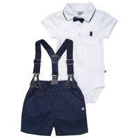 Jacky Baby CLASSIC Body marine/weiß