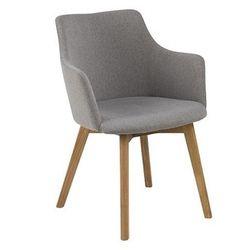 Producent: elior Fotel z podłokietnikami melfis - szary