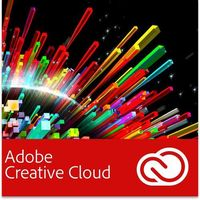 Adobe Creative Cloud EU English Win/Mac - Subskrypcja (12 m-ce) for CS3+ PROMO