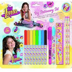 Soy Luna, duży zestaw przyborów szkolnych z kategorii Pozostałe artykuły szkolne i plastyczne