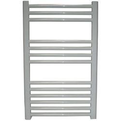 Grzejnik łazienkowy york - wykończenie zaokrąglone, 400x800, biały/ral - marki Thomson heating
