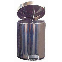 Kosz łazienkowy 5 litrów H102C - produkt z kategorii- Pozostałe akcesoria łazienkowe