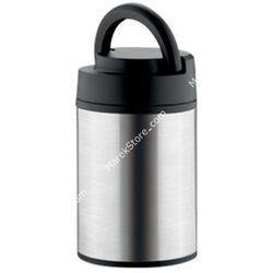 Termos na żywność ze stali nierdzewnej - pojemność 1 litr |  constant - odcienie czerni, marki Tescoma