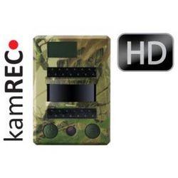 Kamrec Kamera zewnętrzna leśna mini z czujnikiem ruchu pir podczerwień - fotopułapka, kategoria: kamerki i