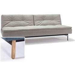 INNOVATION iStyle Sofa Dublexo beżowa 527 nogi jasne drewno Stem - 741050527-741007-11-1-2, kup u jednego z partnerów