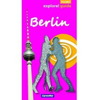 Berlin. Przewodnik Kieszonkowy + Mapa, rok wydania (2013)