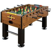Tuniro ® Profesjonalny stół piłkarski piłkarzyki rustic v