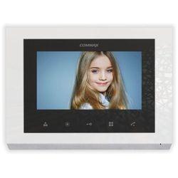 """Commax Monitor 7"""" głośnomówiący systemu analogowego i gate view + cmv-70s(dc)"""