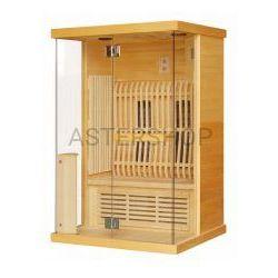 Sanotechnik Luna sauna na podczerwień 2 osobowa 123,6x103,6x200cm h30330 (9002827303303)