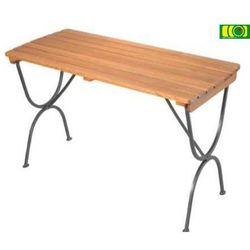 Metalowy stół ogrodowy Standard z kategorii stoły ogrodowe