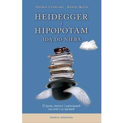 Heidegger i hipopotam idą do nieba (kategoria: Humor, komedia, satyra)