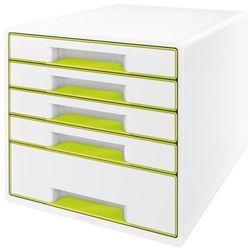 Leitz Kontener szufladowy wow 5214-36 zielony