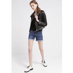 Levi's® CUFFED SHORT Szorty jeansowe ocean pacific, materiał bawełna||elastan, niebieski
