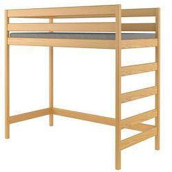 Łóżko dziecięce antresola Luki Plus 180x80