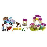 Lego JUNIORS Farma 10746