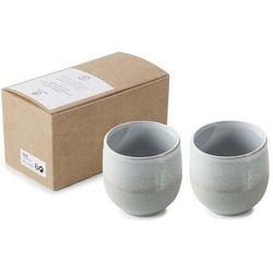 Revol Kubek porcelanowy do espresso no.w 2x 80 ml biały