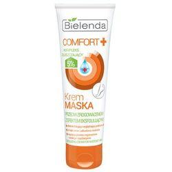 Bielenda Comfort + Krem-maska przeciw zrogowaceniom stóp 100ml z kategorii Kremy do stóp