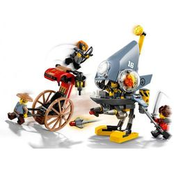 70629 ATAK PIRANII (Piranha Attack) KLOCKI LEGO NINJAGO