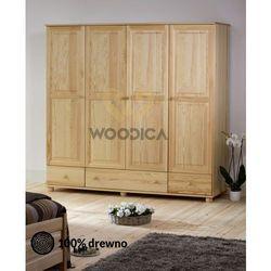 Woodica 14.szafa 4d3s 176x190x60
