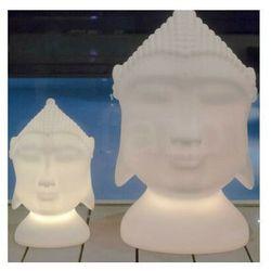 NEW GARDEN lampa ogrodowa GOA 70 C biała - LED