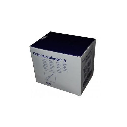 Igły iniekcyjne Becton Dickinson BD 0,8x40 - oferta (05e3dd44e38f2579)