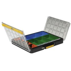 Walizka na drobne części, opak. 2 szt., dł. x szer. x wys. 437x345x59 mm, pudełk marki Allit