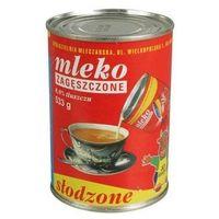 GOSTYŃ 530g Mleko słodzone   DARMOWA DOSTAWA OD 150 ZŁ! z kategorii Nabiał