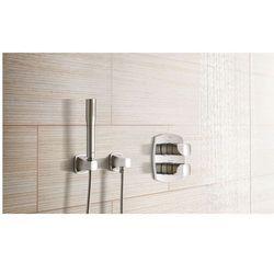 Zestaw punktowy - prysznic ręczny z uchwytem i wężem Grohe Grandera Stick 27993IG0 chrom/złoty - produkt z