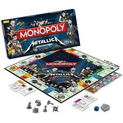 Monopoly Metallica, gra planszowa, towar z kategorii: Gry planszowe