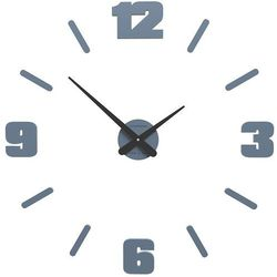 Calleadesign Zegar ścienny michelangelo  niebieski
