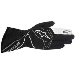 Rękawice  tech 1-z - czarno / biały \ s, marki Alpinestars