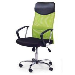 VICTUS fotel gabinetowy - czarny ||zielony, V-CH-VIRE-FOT-ZIELON