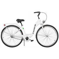 Rower  moena s1b biały + 5 lat gwarancji na ramę! + darmowy transport! marki Indiana