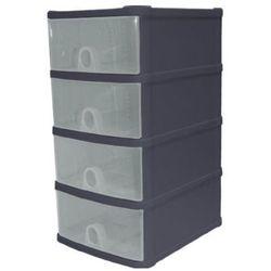 WHAM Regał z 4 szufladami A5