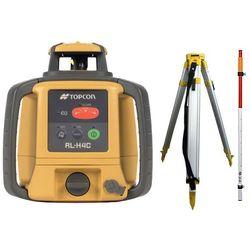 Niwelator laserowy  rl-h4c pełny zestaw od producenta Topcon