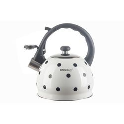 Kinghoff czajnik z gwizdkiem 2.6l indukcja marki King hoff