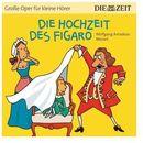 Mozart, wolfgang amadeus Die hochzeit des figaro (9783944063324)
