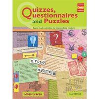 Quizzes, Questionnaires and Puzzles, Cambridge University Press