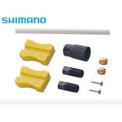 ESMBH90SSW170 Przewód hamulcowy hydrauliczny Shimano DEORE SM-BH90-SS 1700 mm tył biały - sprawdź w wybran