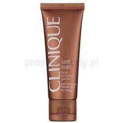 Clinique Self Sun samoopalający krem-żel do twarzy + do każdego zamówienia upominek.