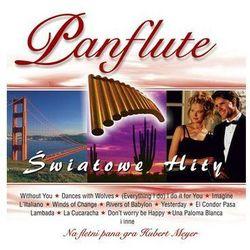 Panflute – Światowe hity CD, kup u jednego z partnerów