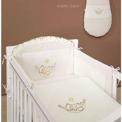 MAMO-TATO pościel 3-el Śpioch w hamaku ecru do łóżeczka 70x140cm, kup u jednego z partnerów